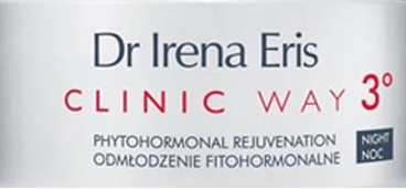 Dr Irena Eris CLINIC WAY 3 50+ KREM NA NOC 15 ml